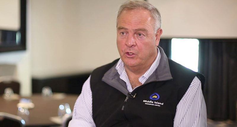 Middle Island Resources (ASX:MDI) - Managing Director, Rick Yeates