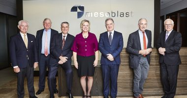 Mesoblast (ASX:MSB) - Managing Director & CEO, Silviu Itescu (centre) - The Market Herald