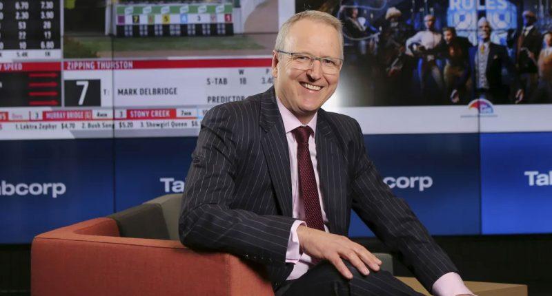 Tabcorp (ASX:TAH) - CEO, David Attenborough