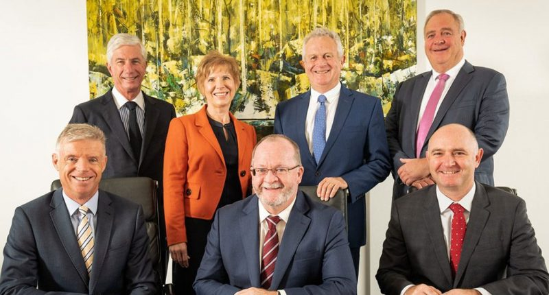 Western Areas (ASX:WSA) - Managing Director & CEO, Dan Lougher (front centre)