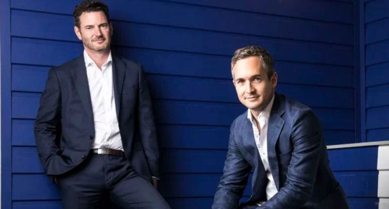 Zip Co (ASX:Z1P) - Founders Peter Gray (left) and Larry Diamond (right) - The Market Herald