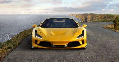 Ferrari F8 Spider – 0 to 100km/h in 2.8 Seconds