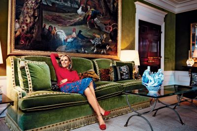 Inside Tory Burch's Southampton Home