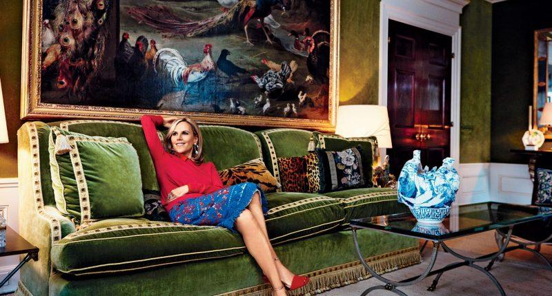 Inside Tory Burch's Southampton Home