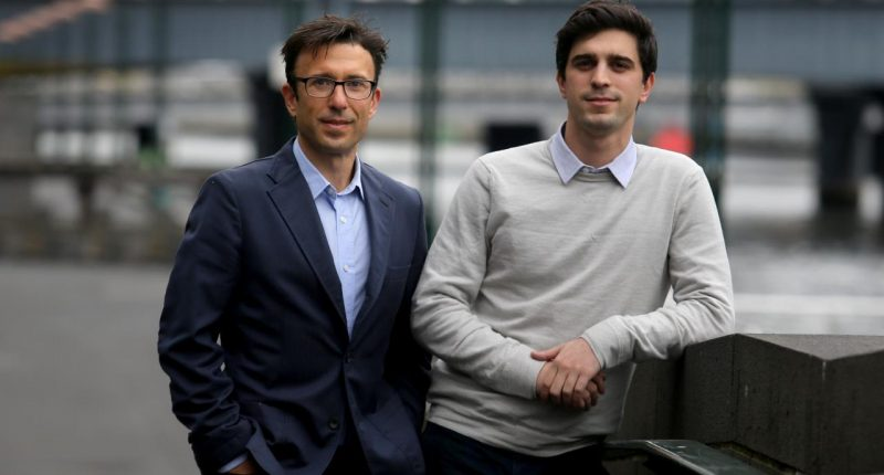 Afterpay (ASX:APT) - Founders, Anthony Eisen and Nick Molnar