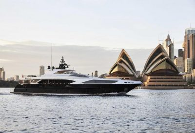 The Elite of Superyacht Design: This is the Ghost II