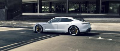 Porsche Exceeds Electric Sports with Taycan