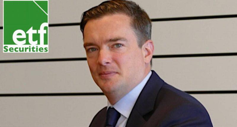 ETF Securities Australia – CEO, Kris Walesby