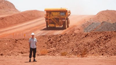 Will the iron ore price surge save the economy?