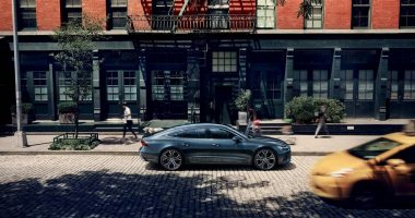 Audi A7 – The Executives Ride