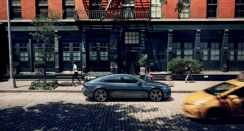 Audi A7 – The Executives Ride