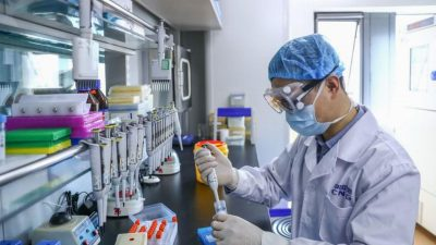 China gains approval for human testing of COVID-19 vaccine