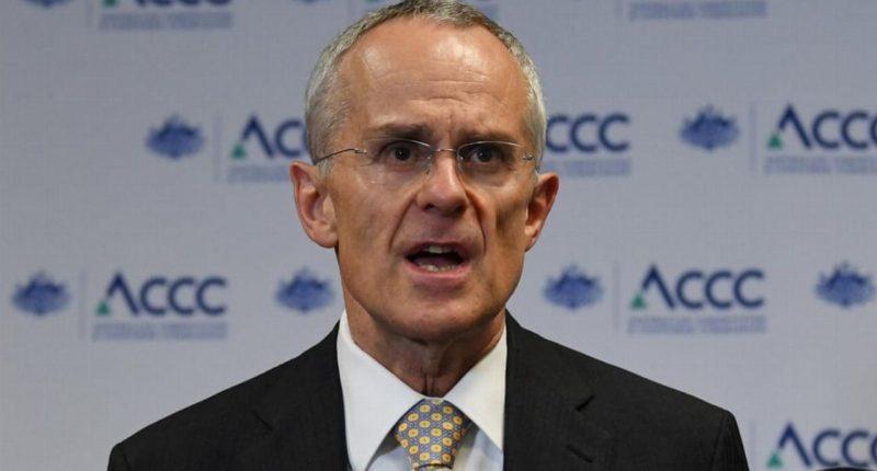Australian Finance Group (ASX:AFG) - ACCC Chair, Rod Sims