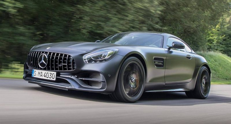 The Almighty Mercedes-Benz AMG GT