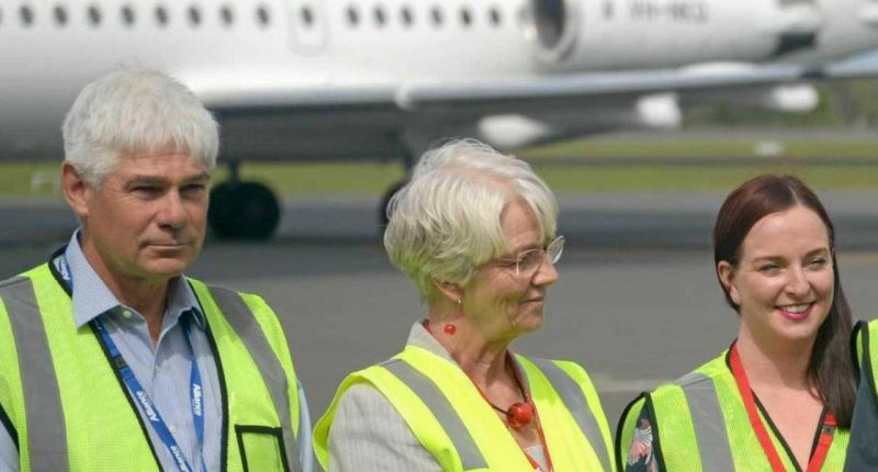 Alliance Aviation (ASX:AVQ) - Managing Director, Scott McMillan (left) - The Market Herald