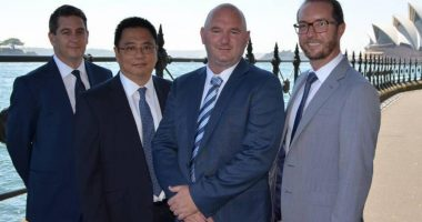 BetMakers Technology Group (ASX:BET) - CEO, Todd Buckingham (second right) - The Market Herald