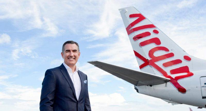 Virgin Australia (ASX:VAH) - CEO, Paul Scurrah