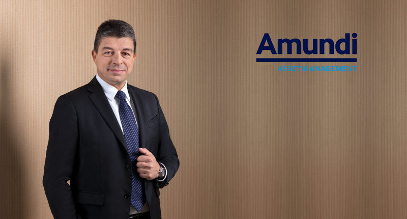 Amundi Asset Management - Head of Multi-Asset, Matteo Germano
