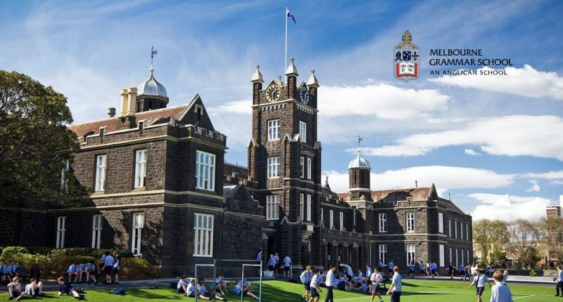 Melbourne Grammar School, Victoria