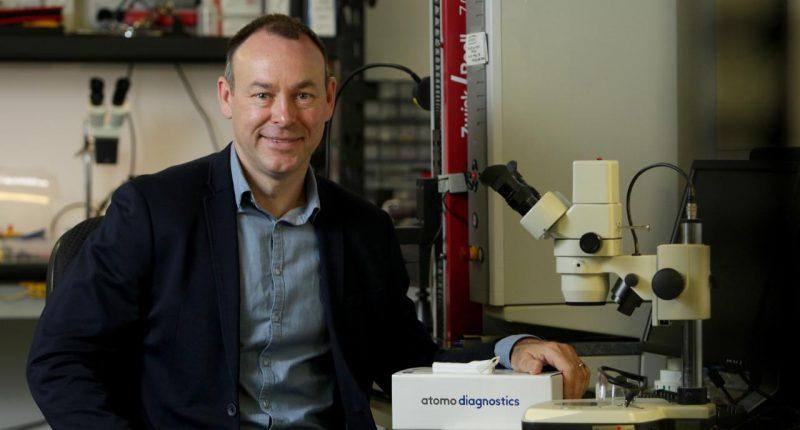 Atomo Diagnostics (ASX:AT1) - Managing Director, John Kelly