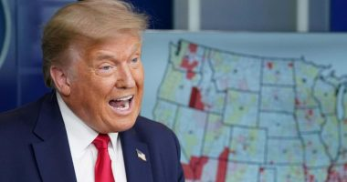 Trump wants election delayed while COVID-19 keeps Americans in lock-down