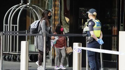 Victorian Govt. was warned hotel quarantine breaches were likely to occur
