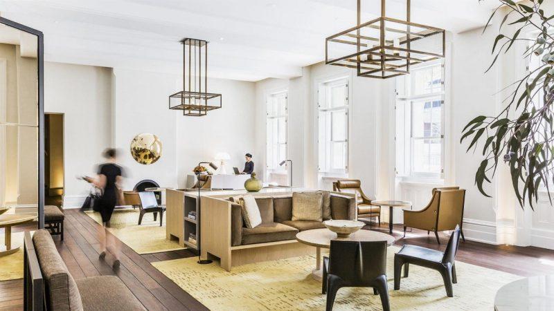 Como The Treasury Voted the Best In-City Hotel In Australia