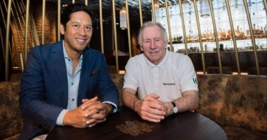 SportsHero (ASX:SHO) - CEO, Tom Lapping (left) - The Market Herald