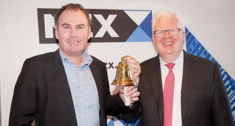 ikeGPS (ASX:IKE) - CEO, Glenn Milnes (left) - The Market Herald