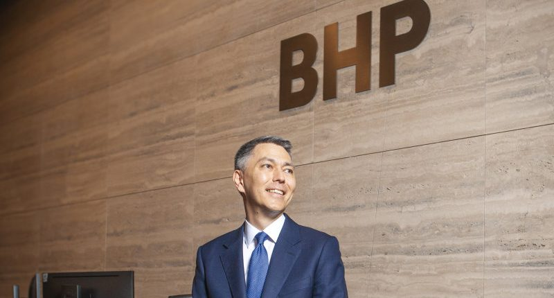 BHP (ASX:BHP) - CEO, Mike Henry - The Market Herald