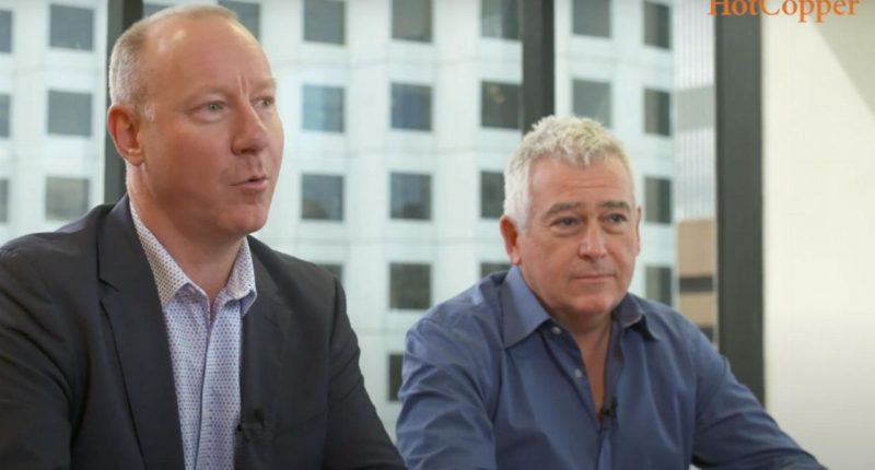 Todd River Resources (ASX:TRT) - Managing Director, Will Dix (left) - The Market Herald