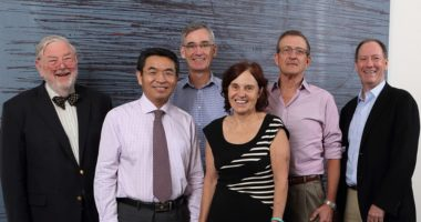 Factor Therapeutics (ASX:FTT) - Outgoing Chair, Dr Cherrell Hirst (centre) - The Market Herald