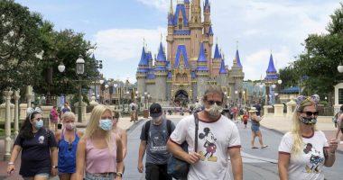 Walt Disney World reopens amid huge COVID-19 spike in Florida