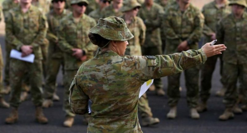 Australia vs China: Military power by the numbers