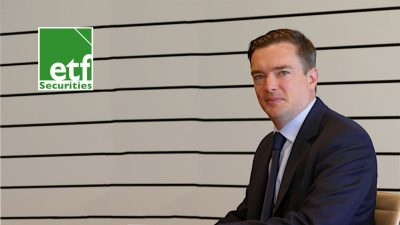 CEO at ETF Securities Australia, Kris Walesby - The Market Herald