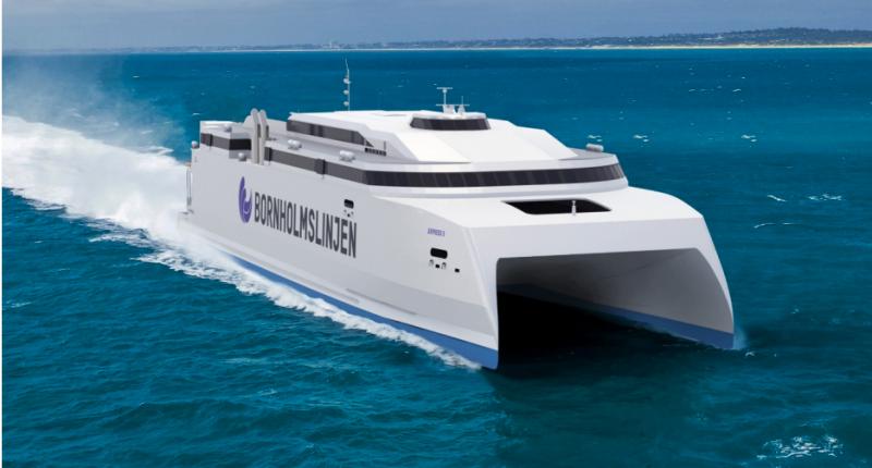 Austal (ASX:ASB) starts construction on its largest ferry
