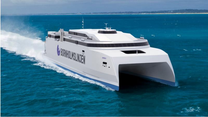 Austal (ASX: ASB) commence la construction de son plus grand ferry
