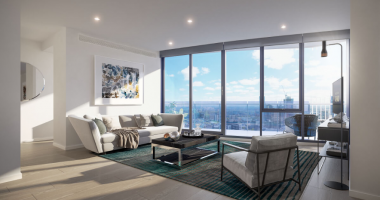 New Meets Old is the Heart of Central Equity's $470m High-Rise