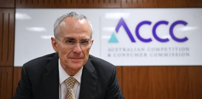 Australian Competition and Consumer Commission - Chairman, Rod Sims - The Market Herald