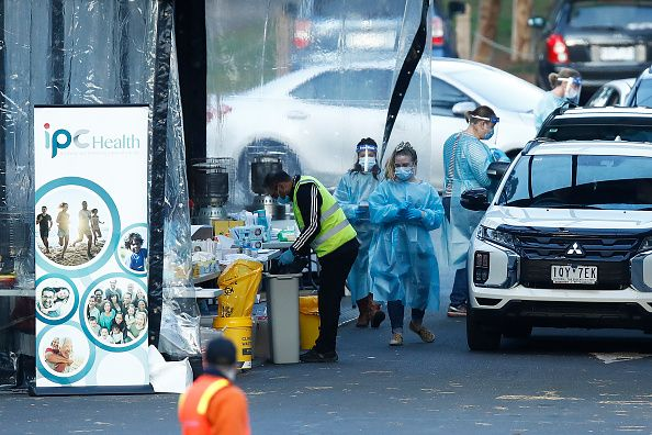 COVID-19 global death toll tops 700,000, while Vic records 471 new cases