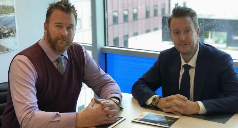 Suvo Strategic Minerals (ASX:SUV) - Executive Director, Aaron Banks (left), Executive Chairman, Robert Martin (right) - The Market Herald