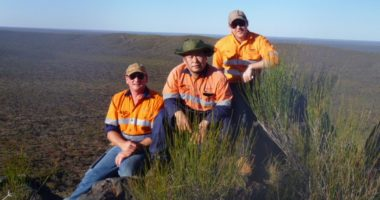 Macarthur Minerals (ASX:MIO) - General Manager, International Sales and Marketing, Jonghyun (Richard) Moon (centre) - The Market Herald