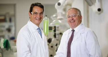 Pharmaxis (ASX:PXS) - CEO, Gary Phillips (left) - The Market Herald