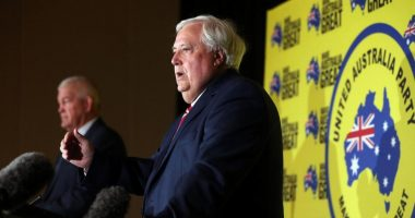 Federal Government withdraws involvement in Clive Palmer-WA border dispute