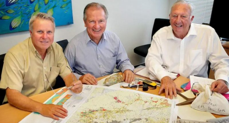 Great Western Exploration (ASX:GTE) - Executive Chairman, Kevin Somes (right) - The Market Herald