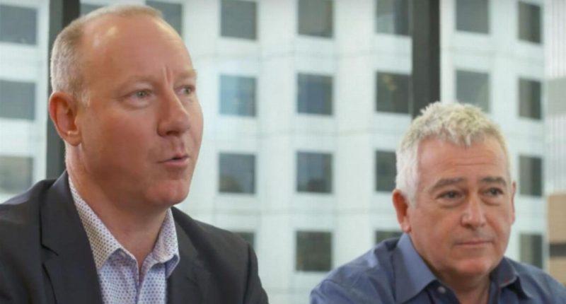 Todd River Resources (ASX:TRT) - Managing Director, Will Dix (left) & Non Executive Director, Mark Bennett (right) - The Market Herald