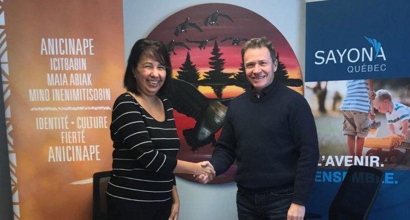Sayona Mining (ASX:SYA) - Managing Director, Brett Lynch (right) - The Market Herald