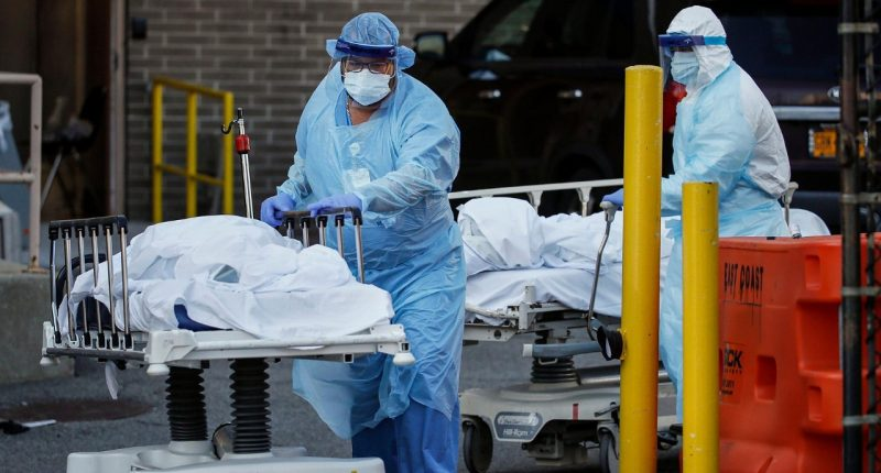 U.S. COVID-19 deaths: On the mend, or worse than we thought?