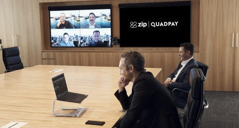 Zip Co (ASX:Z1P) reports on record month for QuadPay