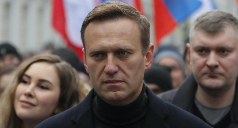Germany confirms poisoning of Putin critic Alexei Navalny